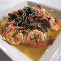 Gourmet Super Bowl Cooking_ Olenjack's Shrimp & Grits_3243785186816311998