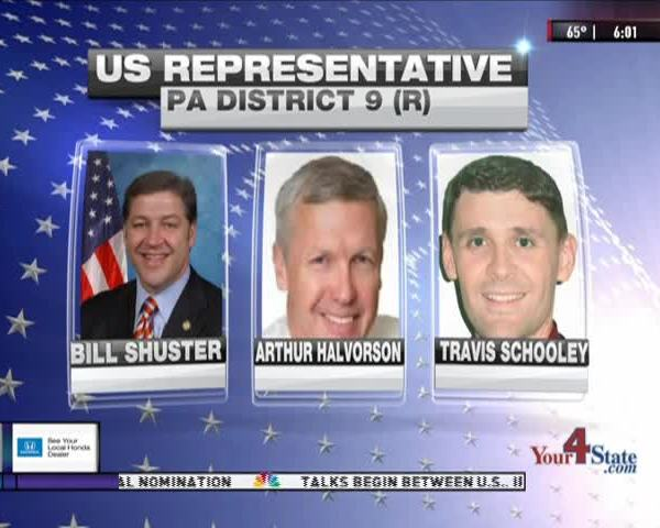 Candidates for U.S. Congress 9th District Gear Up for Debat_-5927860056821972038