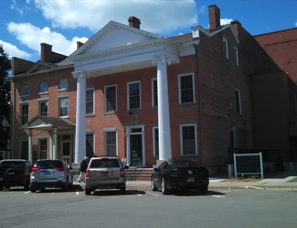 Old Masonic Temple, Bath, NY_-5473580127366263650