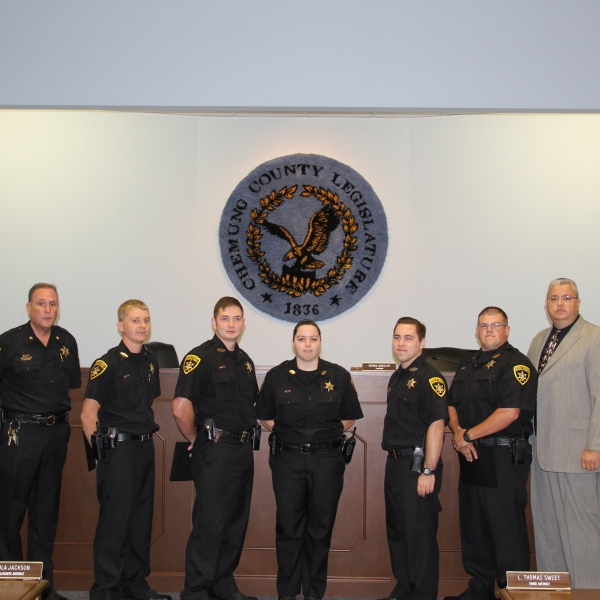 Corrections Officers Graduation