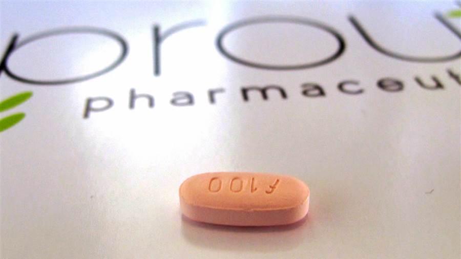 'Pink Pill'