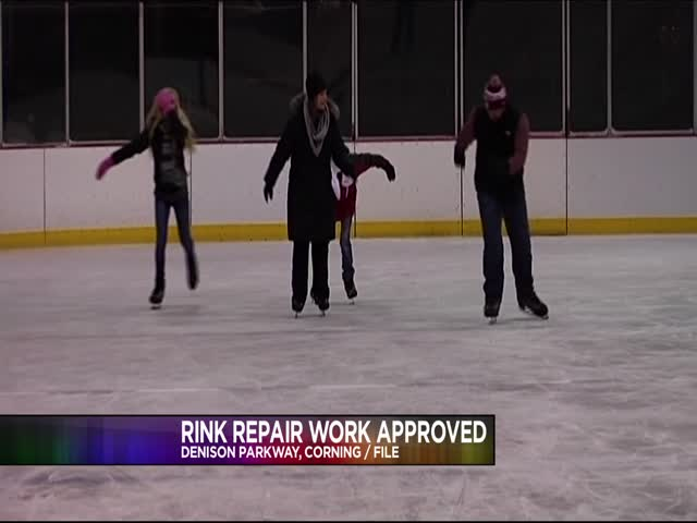 Corning Ice Rink Repair Approved_20151201045100