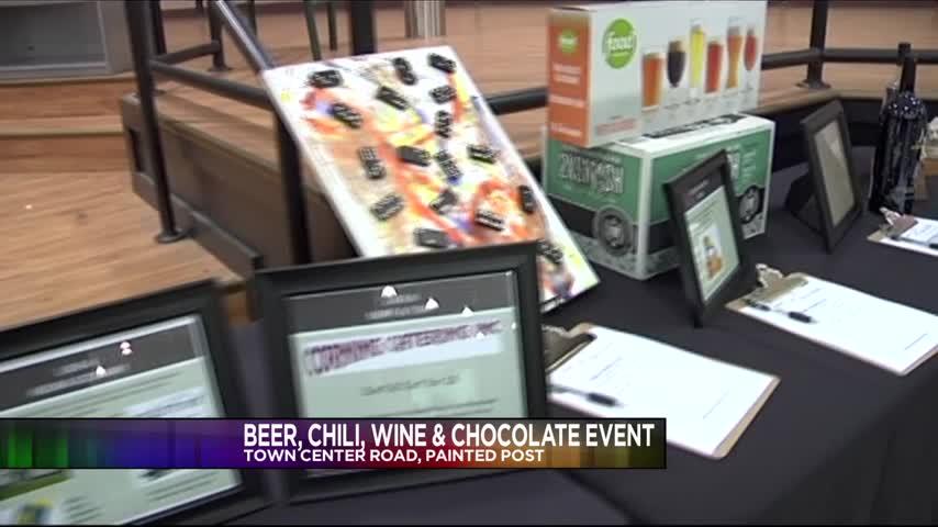 Beer - Chili- Wine - Chocolate Pathways Event_39018640-159532