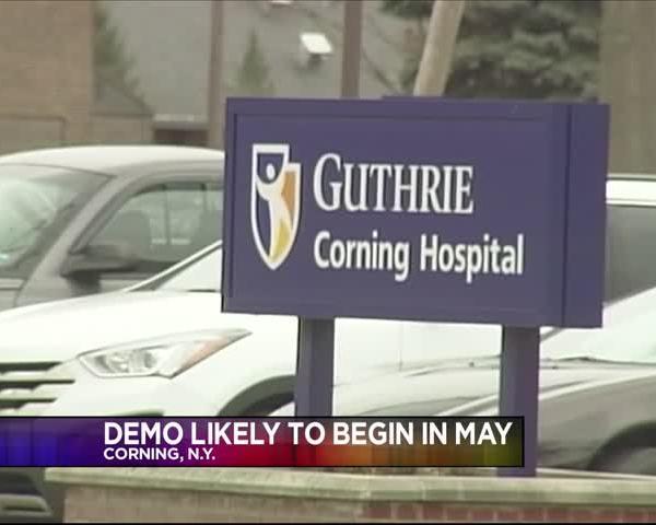 Demolition Set To Begin On Former Hospital Building_07492565-159532