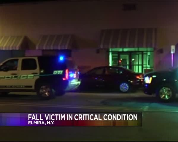 Fall Victim In Critical Condition_85823982-159532