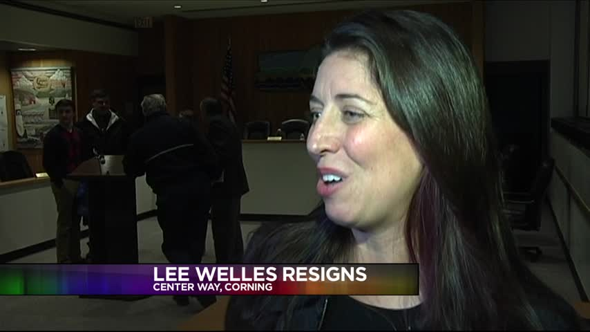 Welles Resigns- New Seat To Fill For Corning City Council_86792783-159532