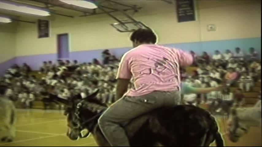 18 Sports Flashback - EFA Donkey Basketball 1989_36591492-159532