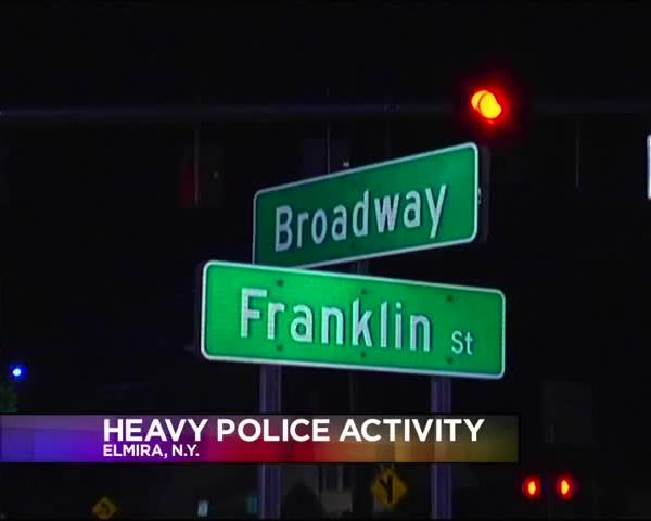 Heavy Police Activity Part of Ungoing Investigation_92705836-159532