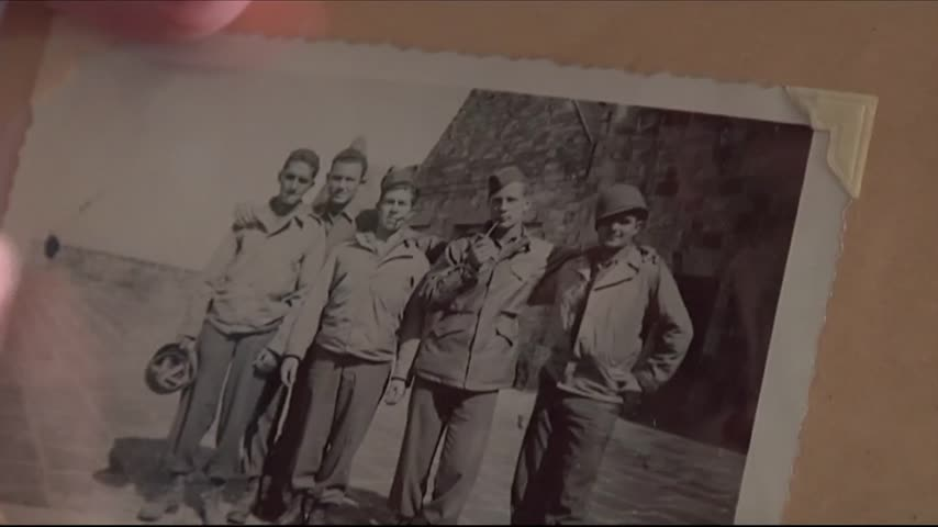 Local WWII Veteran Shares Memories From D-Day Invasion_76046548-159532