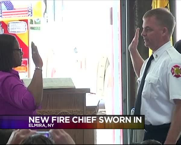 New Fire Chief Swearing In For Elmira City Fire Department_41965681-159532
