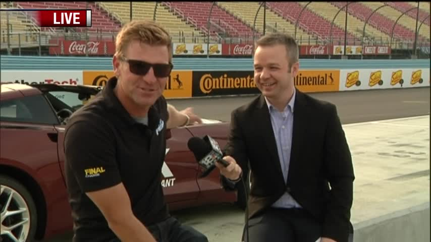 18 Sports LIVE with NASCAR Driver Clint Bowyer_72807326-159532