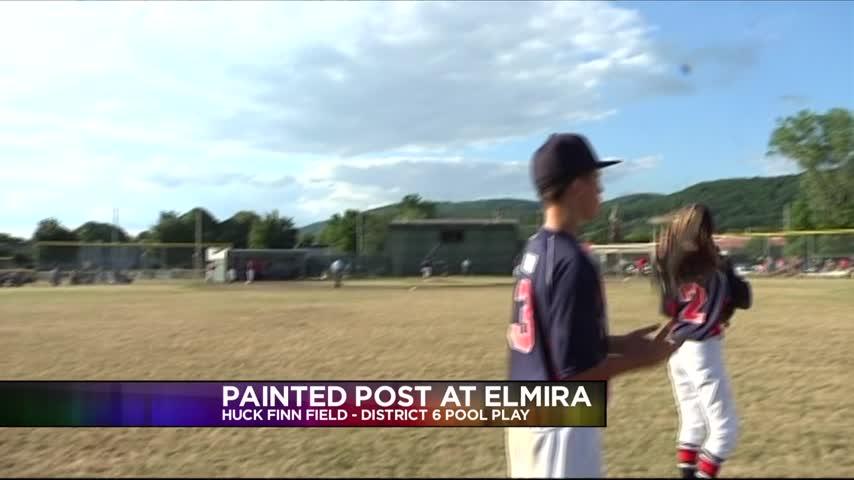 Painted Post Little League Rolls Over Elmira_05430553-159532