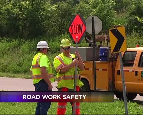 Safety Is Top Priority As Road Work Season Begins_62083157-159532