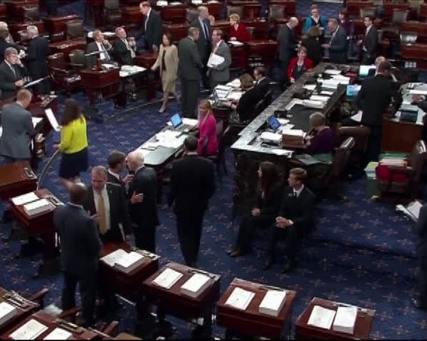 Senate Passes Defense Bill Including Women In Draft_71649712-159532