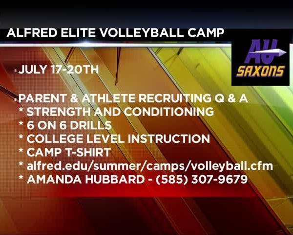 Alfred Volleyball Camp led by Horseheads All-American_45903521-159532