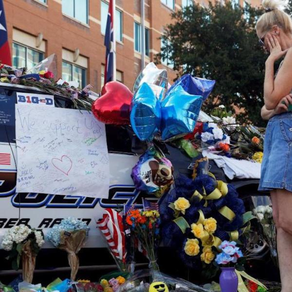 Dallas Mourns as Investigation Into Police Shooting Continues_53235132-159532