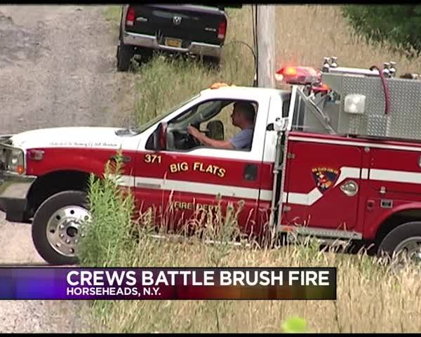 Multiple Departments Respond to Brush Fire_88237563-159532