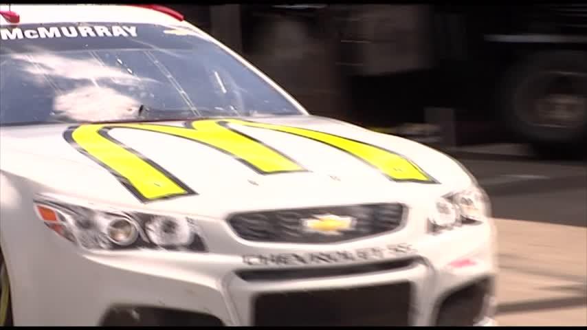 NASCAR Drivers Test Out Watkins Glen International_78351465-159532