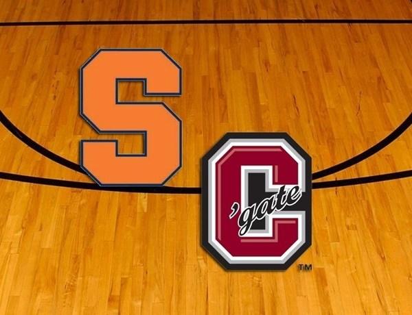 Syracuse - Colgate Basketball_1891690342862505576-118809342