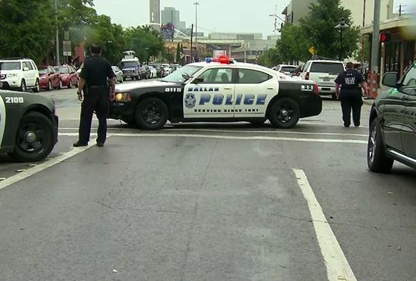 dallas police PD hq SWAT 720