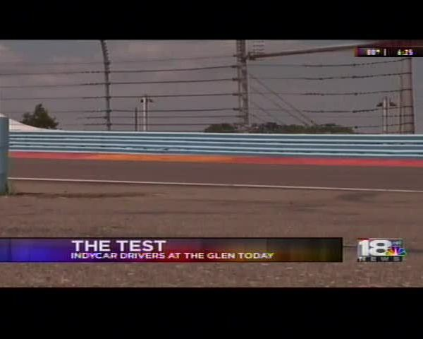 INDYCAR Drivers Return to Test out The Glen_24798306-159532