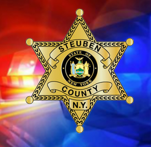 Steuben County Sheriff David V. Cole retires