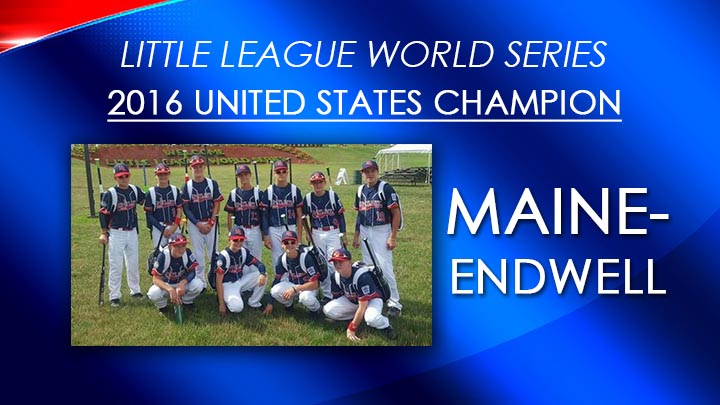 US CHAMPION Maine-Endwell story-118809258
