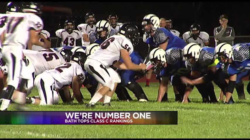 Bath Football Earns Number One Ranking in NYS_27156851-159532