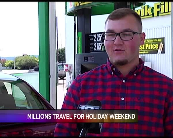 Millions Travel Over Labor Day Weekend_42158648-159532