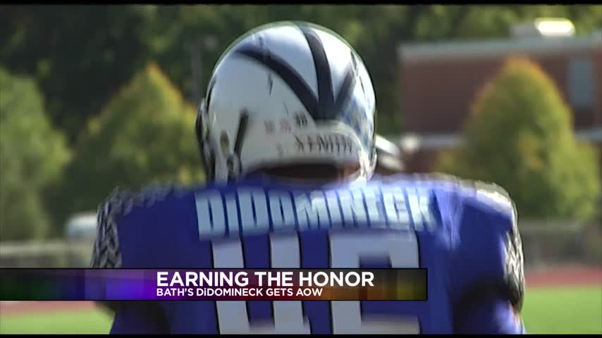 18 Sports Athlete of The Week - Bath-s Connor DiDomineck_43406223-159532