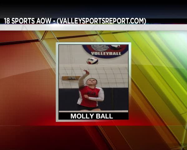 18 Sports Athlete of The Week - Sayre-s Molly Ball_25181015-159532