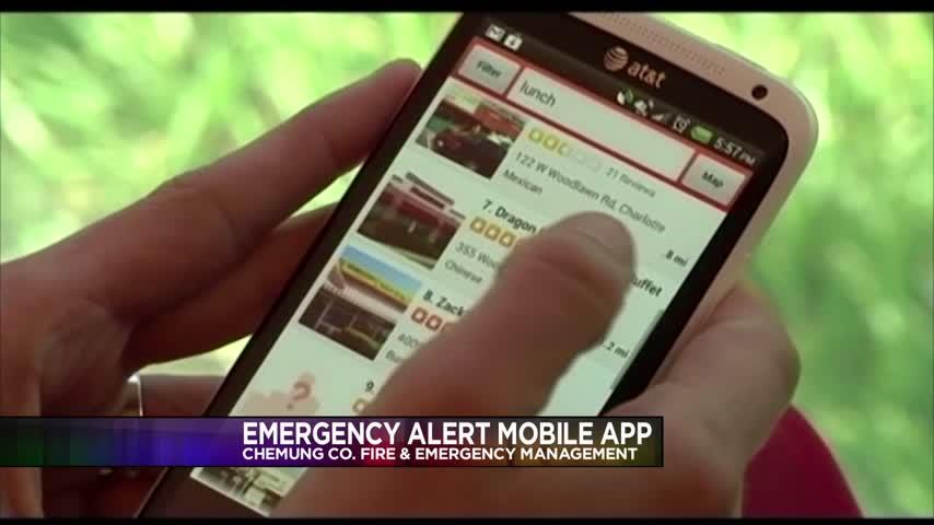 Chemung County Emergency Alert mobile app_33637257-159532