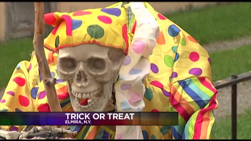 Elmira House Presents -Carnival Theme- for Halloween_09400502-159532