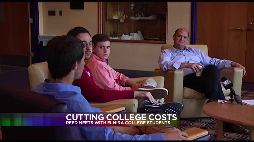 Reed Asks Elmira College Students About Tuition Reform_14752949-159532