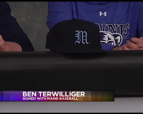 Ben Terwilliger Signs with Maine Baseball_94955367-159532