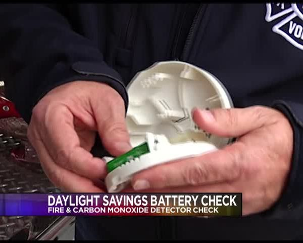 Check Smoke Detector Batteries This Daylight Saving Time_46239064-159532