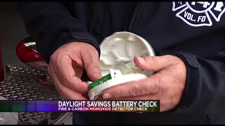 Check Smoke Detector Batteries This Daylight Saving Time_46239064-159532