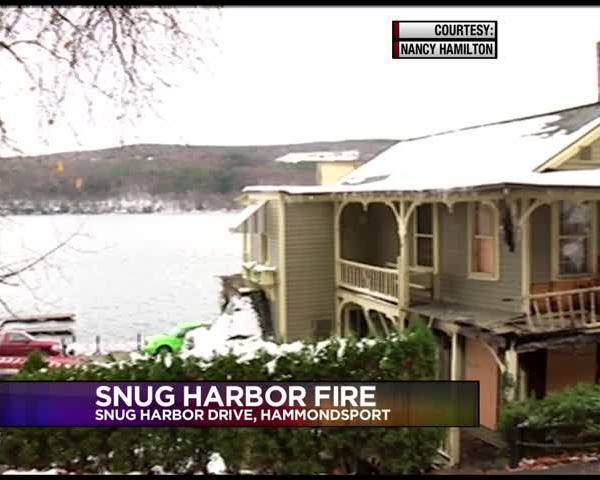 Chimney Fire Damages Snug Harbor Restaurant_66437942-159532