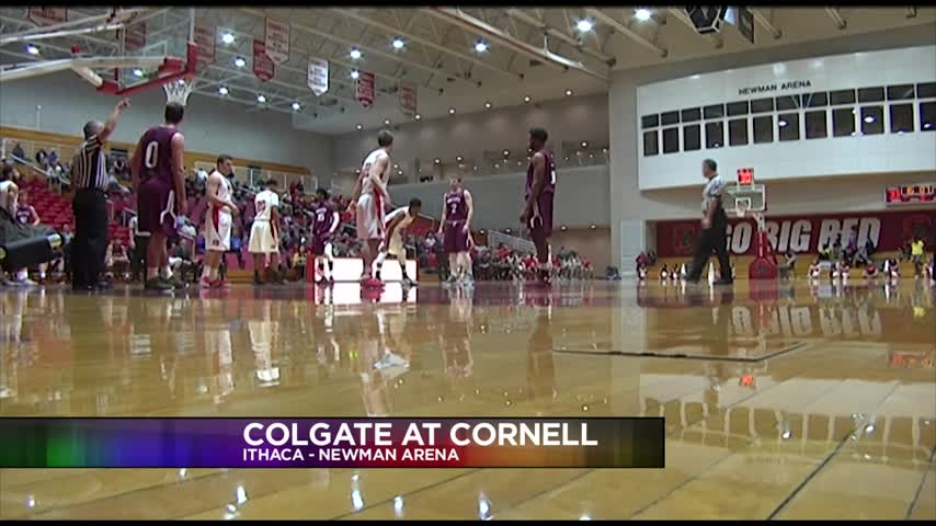 Cornell Falls to Colgate in Home Opener_68296809-159532