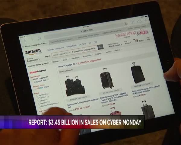 Cyber Monday Sales Set Record for Amount Spent at 3- Billion_20890106-159532