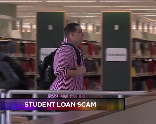 Student Loan Scam Warning