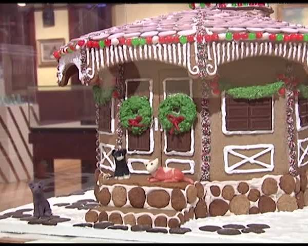 The Public is Invited to Rockwell Museum-s Gingerbread Invit_77471385-159532