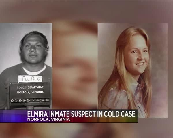 Elmira Inmate Suspect in Cold Case