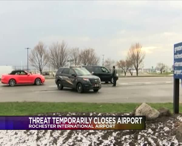 Greater Rochester Airport Temporarily Closes After Threat_21045974