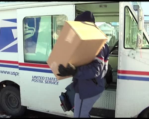 Increase in Holiday Deliveries Means Job Security for USPS_78051661