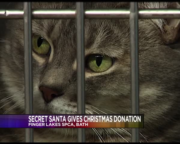Secret Santa Helps Those at the Finger Lakes SPCA_39098760