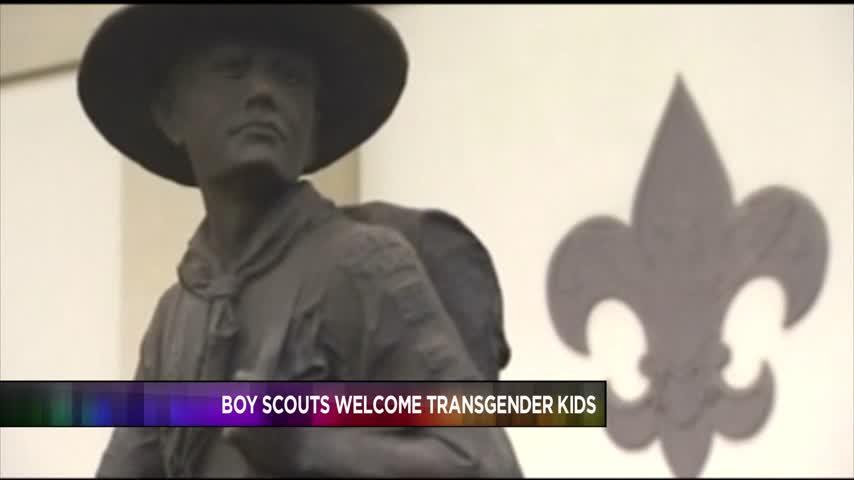 Boy Scouts of America Welcomes Transgender Kids_44181354