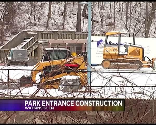 Construction on Watkins Glen State Park Until 2018_49999346