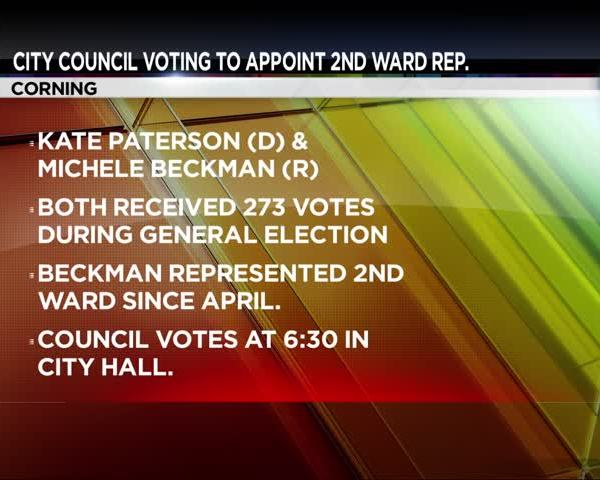 Corning City Council Set to Decide Second Ward Seat_50018660