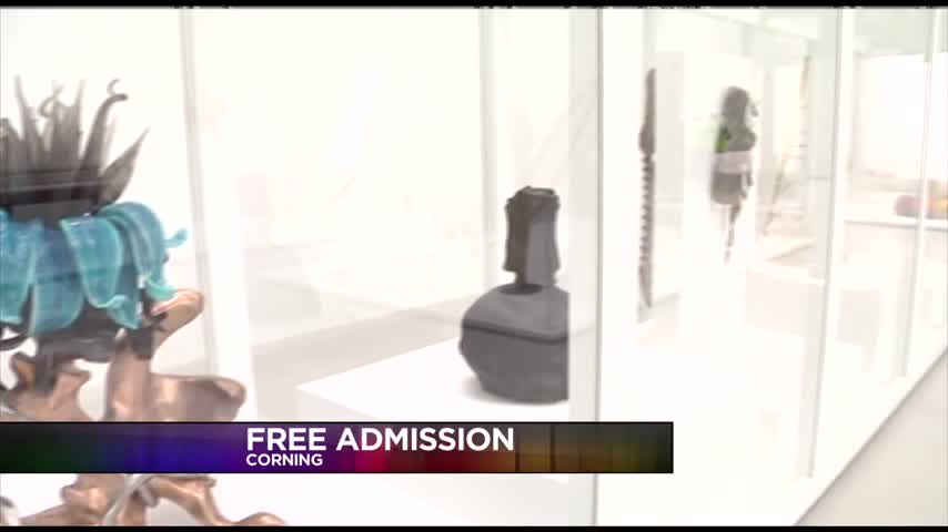 Corning Museums Honor MLK Day with Free Admission_06904636